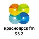 Logo da emissora Krasnoyarsk 96.2 FM