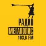 Logo da emissora Radio Megapolis 103.6 FM