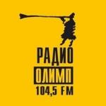 Logo da emissora Radio Olimp 104.5 FM