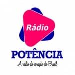 Logo da emissora Rádio Potência