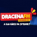 Logo da emissora Dracena BH FM