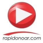 Logo da emissora Rádio Rápido no Ar
