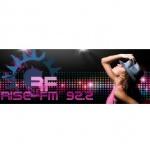 Logo da emissora Rise 92.2 FM