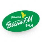 Logo da emissora Vesna 94.4 FM