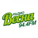 Logo da emissora Radio Vesna 94.4 FM