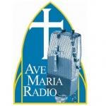 Logo da emissora WDEO 990 AM Ave Maria
