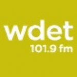 Logo da emissora WDET 101.9 FM