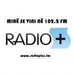 Logo da emissora Radio Plus 102.2 FM