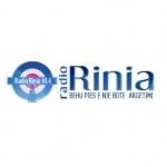 Logo da emissora Radio Rinia 98.4 FM