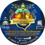 Logo da emissora Web Rádio Louvor Gospel De Medianeira