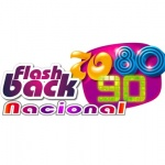 Logo da emissora Flash Back Nacional