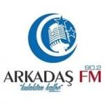 Logo da emissora Arkadas Radio 90.2 FM