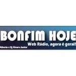 Logo da emissora Rádio Bonfim Hoje