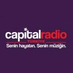 Logo da emissora Capital Radio Türkiye 101 FM