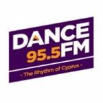 Logo da emissora Radio Dance 95.5 FM