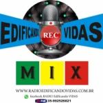 Logo da emissora Rádio Edificando Vidas