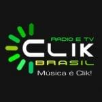Logo da emissora Rádio Clik Brasil