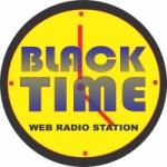 Logo da emissora Rádio Black Time
