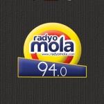 Logo da emissora Radyo Mola 94.0 FM