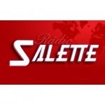 Logo da emissora Rádio Salette 1090 AM
