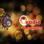 Logo da emissora Sociedade Rock FM