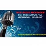 Logo da emissora Web Rádio Mensagem