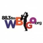 Logo da emissora WBGO 88.3 FM