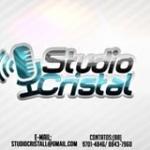 Logo da emissora Studio Cristal