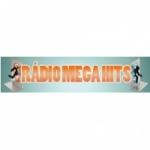 Logo da emissora Rádio Mega Hits