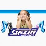 Logo da emissora Rádio Gazin