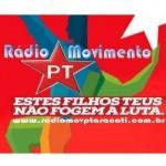 Logo da emissora Rádio Movimento PT