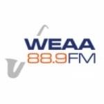 Logo da emissora Radio WEAA 88.9 FM