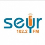 Logo da emissora Radio Seyr 102.2 FM