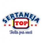 Logo da emissora Sertaneja Top