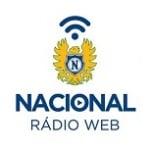 Logo da emissora Rádio Web Nacional