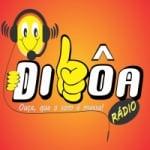 Logo da emissora Rádio DiBôa
