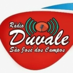 Logo da emissora Rádio Duvale
