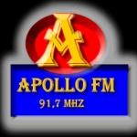 Logo da emissora Apollo FM