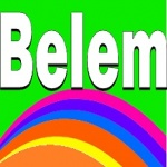 Logo da emissora Rádio Belém 87.9 FM