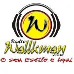 Logo da emissora Rádio Wallkman