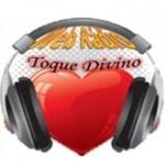 Logo da emissora Rádio Toque Divino