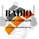 Logo da emissora Rádio Barbosa Ferraz FM
