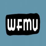 Logo da emissora WFMU Rock and Soul 91.1 FM