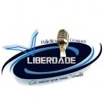 Logo da emissora Rádio Gospel Liberdade