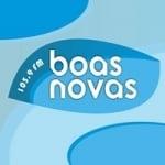 Logo da emissora Rádio Boas Novas 105.9 FM