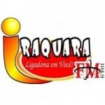 Logo da emissora Rádio Iraquara 104.9 FM