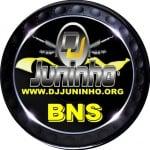 Logo da emissora DJ Juninho Rádio Funk