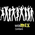 Logo da emissora Webmix Cambará