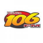 Logo da emissora Rádio  106.5 FM
