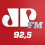 Logo da emissora Rádio Jovem Pan FM 92.5
